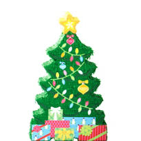 Giant Christmas Tree Pinata 36in