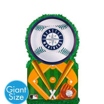 Giant Seattle Mariners Pinata 22in x 22in