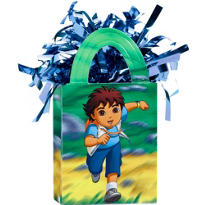 Go, Diego, Go! Balloon Weight 5.5oz