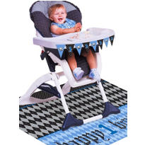 First Rebel High Chair Kit
