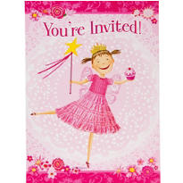 Pinkalicious Invitations 8ct
