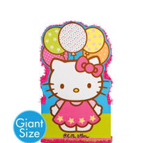 Giant Hello Kitty Pinata