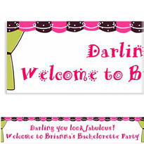 Boutique Custom Banner 6ft