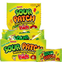 Sour Patch Kids 24ct