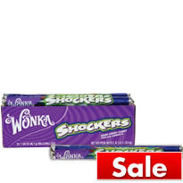 Shockers Candy Rolls 24ct