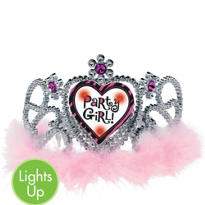 Light-Up Another Year of Fabulous Tiara