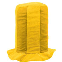 Tall Yellow Top Hat