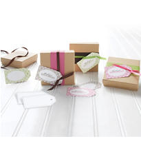 Printable Favor Gift Tag Sheets 48ct