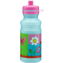 Garden Girl Water Bottle 18oz