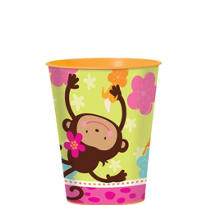 Monkey Love Favor Cup