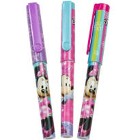Minnie Mouse Pens 3ct