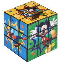 Mickey Mouse Puzzle Cube