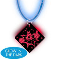 Mickey Mouse Glow Stick Necklace