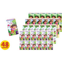 Dora the Explorer Notepads 48ct