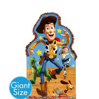 Giant Woody Pinata 36in