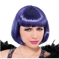 Glamorous Violet Bob Wig