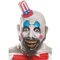 Latex Captain Spaulding Mask Deluxe