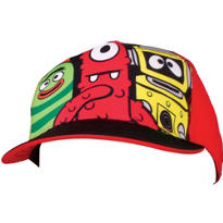 Child Black Yo Gabba Gabba Hat