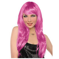 Glam Pink Wig