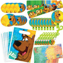 Scooby Doo Favor Pack 48pc