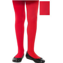 Child Red Tights