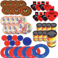Power Rangers Favor Pack 48pc