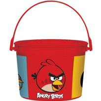 Angry Birds Favor Container 4in