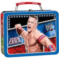 WWE Tin Box