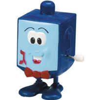 Hanukkah Walking Dreidel