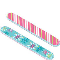 Christmas Nail Files 2ct