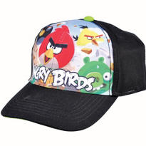Child Angry Birds Baseball Hat