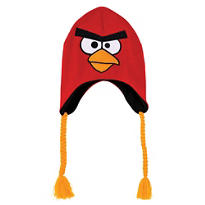 Angry Birds Red Peruvian Hat