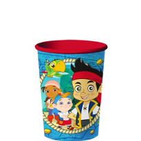Jake and the Never Land Pirates Favor Cup 16oz