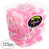 Light Pink Lollipops 26oz