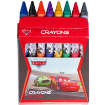 Cars Crayons 8ct