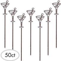 Martini Cocktail Picks 50ct