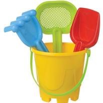 Sand Bucket Set 4pc