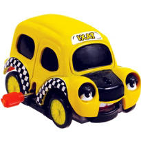 Chester the Taxi Windup Toy