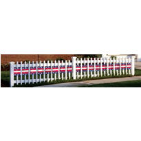 Stars & Stripes Bunting Roll