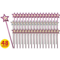 Disney Princess Star Wands 48ct