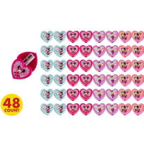 Minnie Mouse Pencil Sharpeners 48ct
