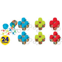 Toy Story Monkey Game Key Chains 24ct
