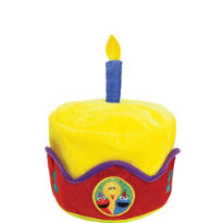 Sesame Street 1st Birthday Plush Hat