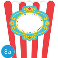 Fisher Price 1st Birthday Treat Bags 8ct