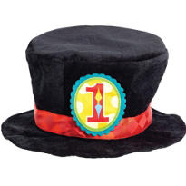 Fisher Price 1st Birthday Plush Hat