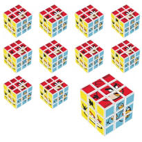 Angry Birds Puzzle Cubes 24ct