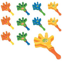 Yo Gabba Gabba!! Mini Hand Clappers 48ct