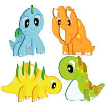 Dinosaurs Craft Kit