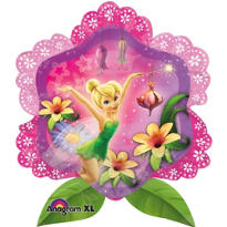 Foil Tinker Bell Balloon 27in
