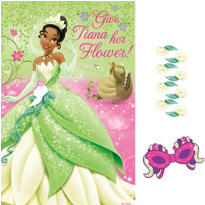 Princess and the Frog Party Game